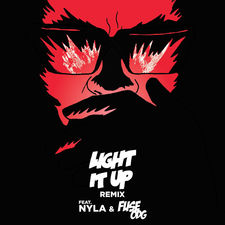 Major Lazer feat.Nyla andFuseODG - Light It Up