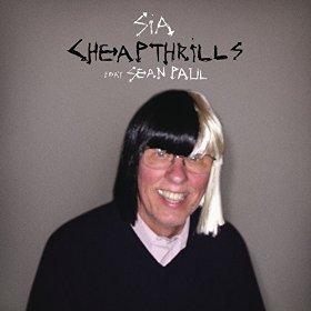 Sia feat. Sean Paul - Cheap Thrills